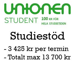 unionens studiestöd